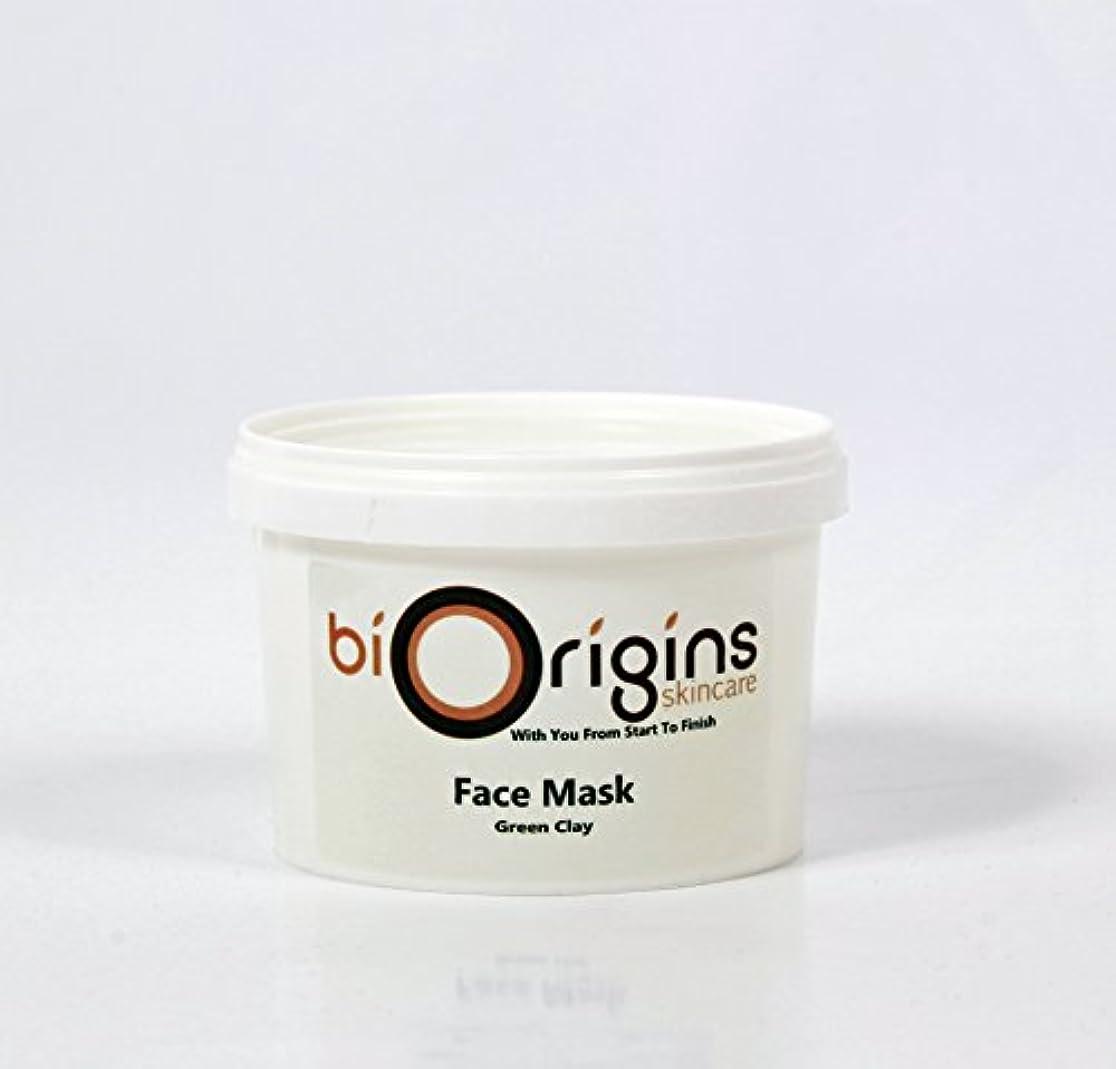 最小ワンダー論文Face Mask - Green Clay - Botanical Skincare Base - 500g