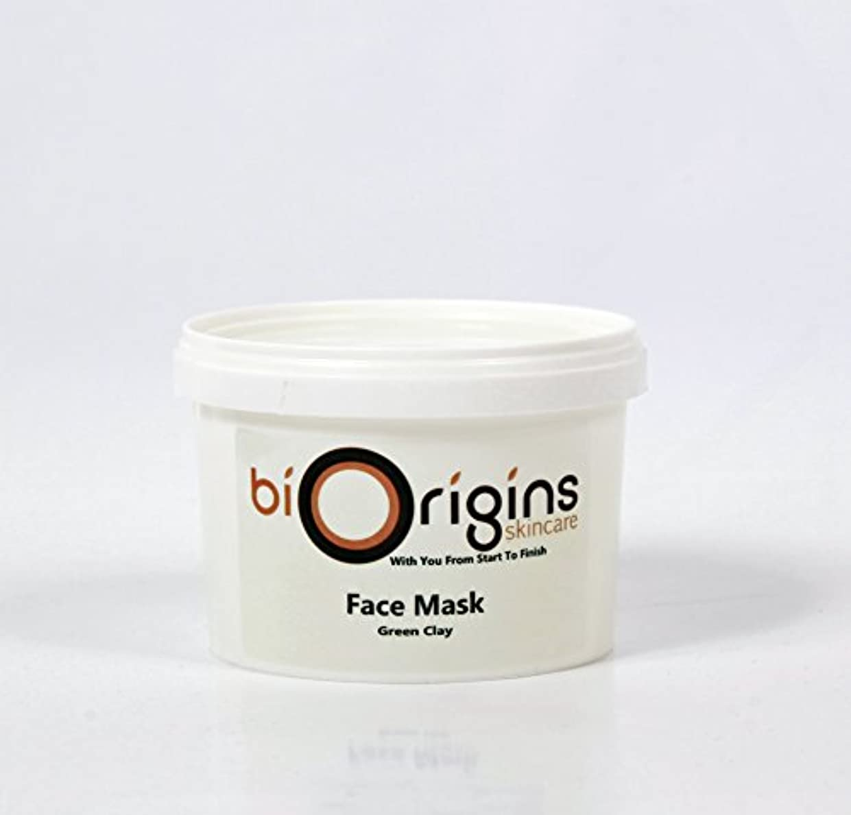 薄める咲く不一致Face Mask - Green Clay - Botanical Skincare Base - 500g