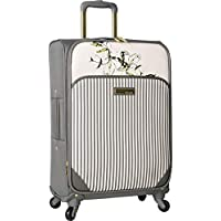 Vince Camuto Expandable Spinner Carry On Suitcase