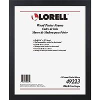 Lorell スタイリッシュなポスターフレーム 16インチ x 20インチ (49223)