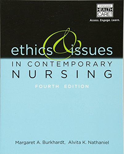Download Ethics & Issues in Contemporary Nursing (Ceng01) 1133129161