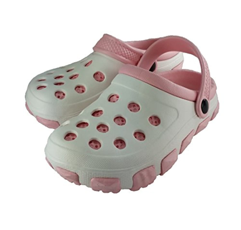 Vivace Girls & Boysゴム木靴shoes-アソートカラー