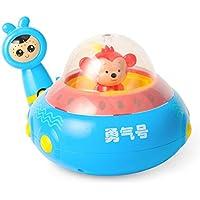 JWBOSS 電子 リモコン 入浴玩具シャワー スプリンクラー バスタブ潜水艦 ウォータースプレー 子供の子供の幼児
