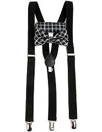 TheDapperTie ACCESSORY メンズ US サイズ: One Size カラー: ブラック