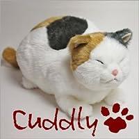 <Cuddly>カドリー 猫のヌイグルミ マリア りらっくす Maria Relax