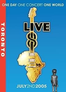Live 8 Toronto [DVD]