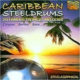 カリビアン・スチールドラム - カリプソ、サンバ、ソカ…(Caribbean Steeldrums 20 Famous Tropical Melodies- Calypso, Samba, Soca ...)