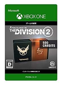 ディビジョン2 500プレミアムクレジットパック|XboxOne|オンラインコード版