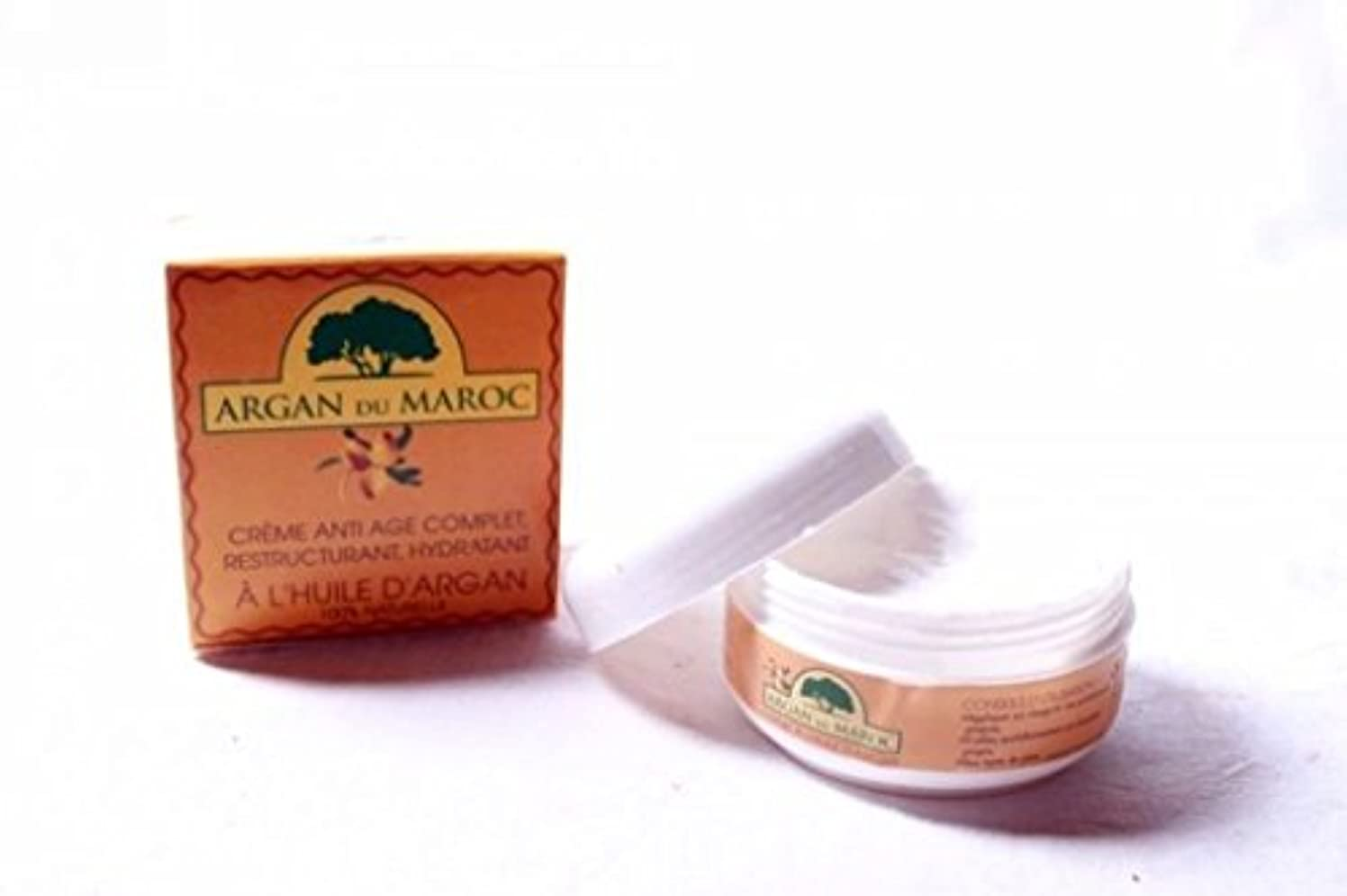 過敏な永続望みPflegecreme 100% Bio Argan Oil Pure Marokko