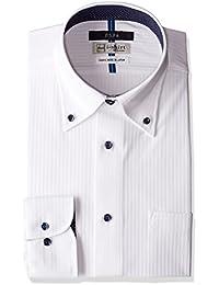 [ピーエスエフエー] P.S.FA i-Shirt 完全ノーアイロン 360°ストレッチ 速乾 スリムモデル 長袖 アイシャツ メンズ M151180112