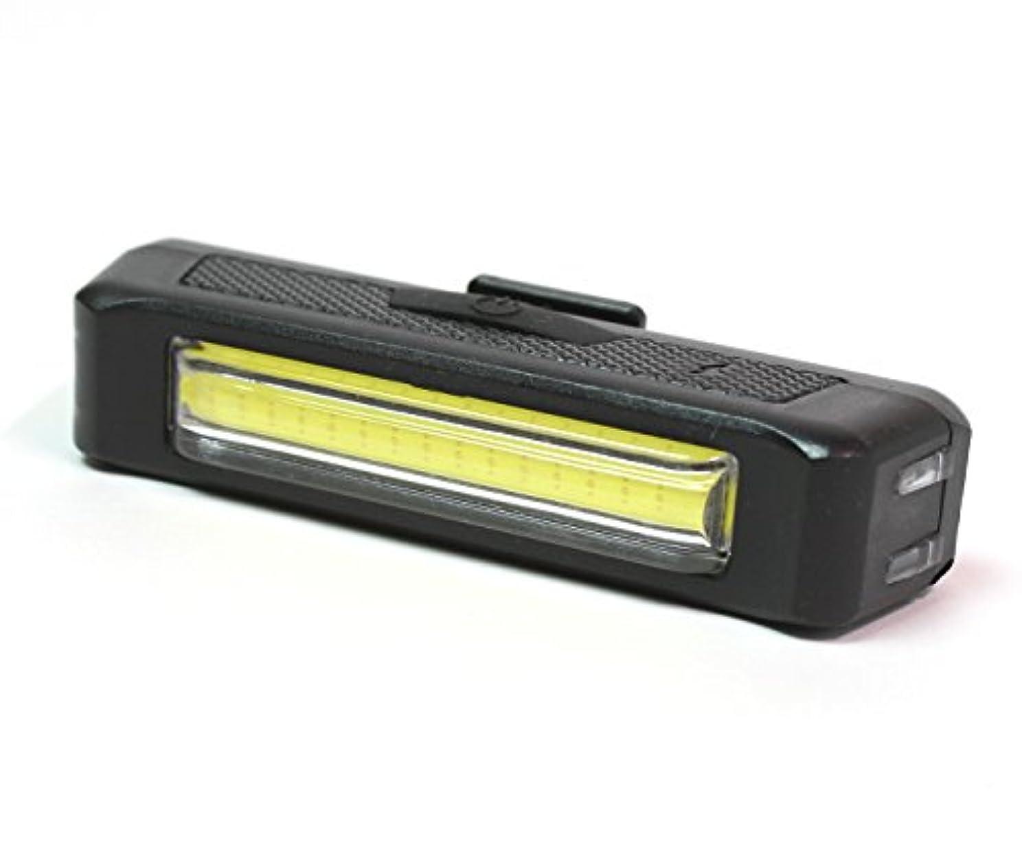 偉業融合旅行者4方向取付可能 COB LED搭載バイクライト 自転車ライト サイクルライト 防水性能IPX4 USB充電式 SA-2929