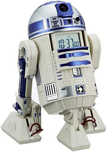 スター・ウォーズ R2-D2 目覚まし時計 音声・アクション...