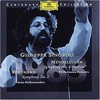 Mendelssohn Sym.4/Schumann Sym