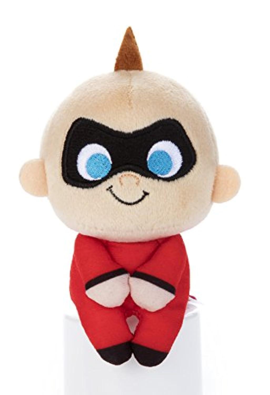 ディズニーキャラクター ちょっこりさん インクレディブル?ファミリー ジャック?ジャック ぬいぐるみ 高さ 12cm