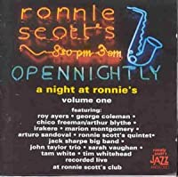 Night at Ronnie's 1