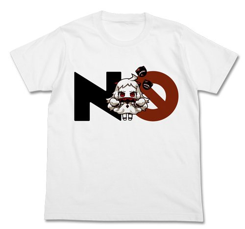 艦隊これくしょん -艦これ- 北方棲姫NO Tシャツ ホワイト XLサイズ