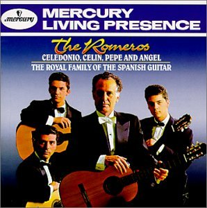 Royal Family of Spanish Guitar