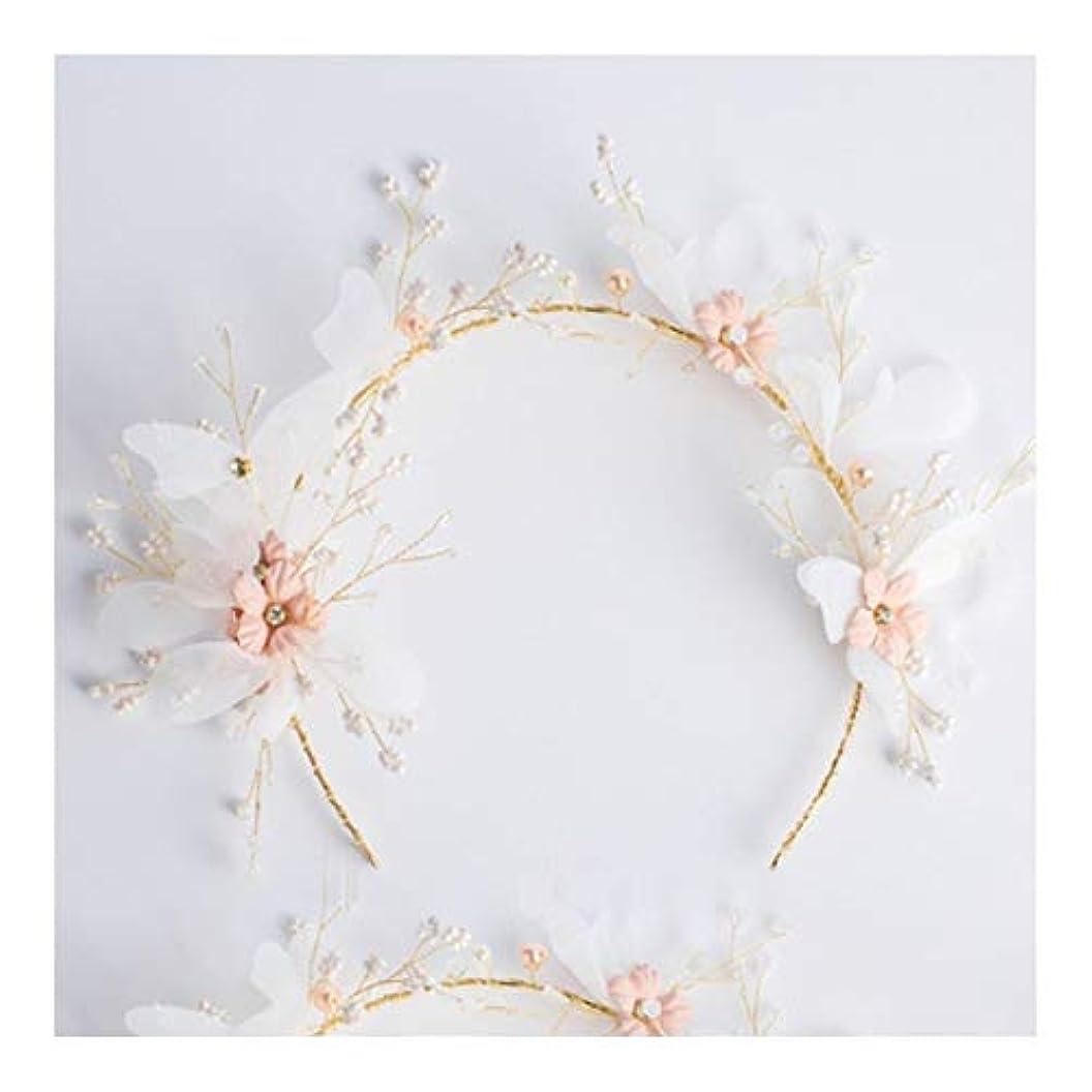 なしでつまらない解くブライダルティアラセンXianmeiの結婚式は甘いスーパー妖精の韓国の結婚式のヘアアクセサリーヘッドバンド、教師へのクリスマスプレゼント (スタイル : 1#)