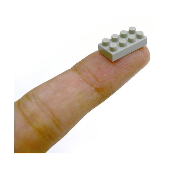 ナノブロック パンケーキ NBC_228の紹介画像3