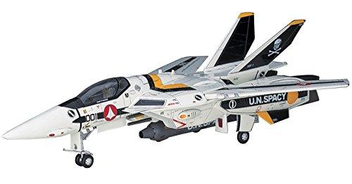 ハセガワ 超時空要塞マクロス/超時空要塞マクロス 愛・おぼえていますか VF-1A/J/S バルキリー 1/72スケール プラモデル 19