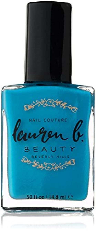 ベイビーウサギ朝の体操をするLauren B. Beauty Nail Polish - #Catalina Cruise 14.8ml/0.5oz