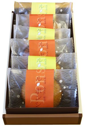 熱海 お土産 純米酒あたみ 伊豆 ダイダイ ニューサマー オレンジ 使用 ルポンシュ 6個入