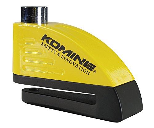 コミネ KOMINE バイク リマインダーアラームディスクロック Reminder Alarm Disk Lock 09-122 LK-122