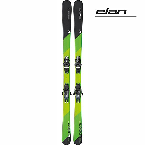 elan(エラン)【AB8BUK16】16-17 スキー板 ビンディング セット EXPLORE 4 LIGHT SHIFT+EL 9.0 SHIFTGRN 160