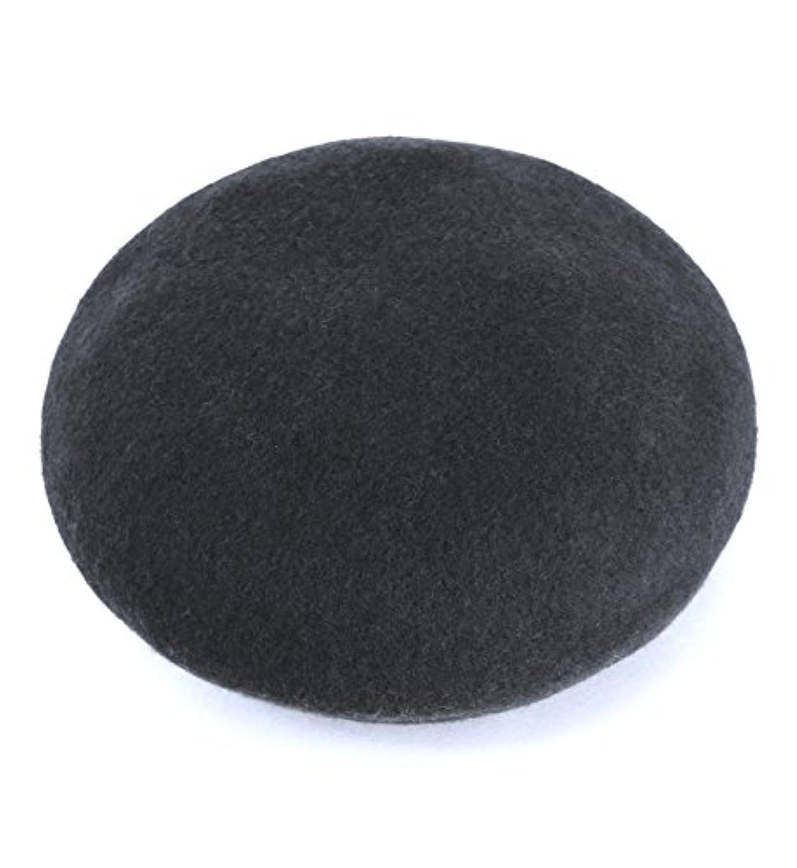 [イーザッカマニアストアーズ] e-zakkamania stores スタンダード フェルト ベレー帽