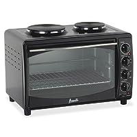 Avanti AVAMKB42B Electric Oven, Black [並行輸入品]