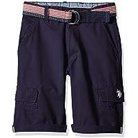 U.S. Polo Assn. Boys' Belted Short