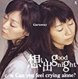 想い出 good night/Can you feel crying alone?