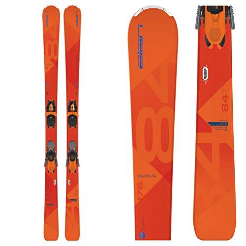 ELAN Amphibio 84 Ti Skis ELX 11 GW バインディング 182cm
