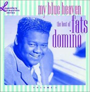 Amazon | My Blue Heaven: The Best Of Fats Domino | Domino, Fats | クラシックソウル  | 音楽