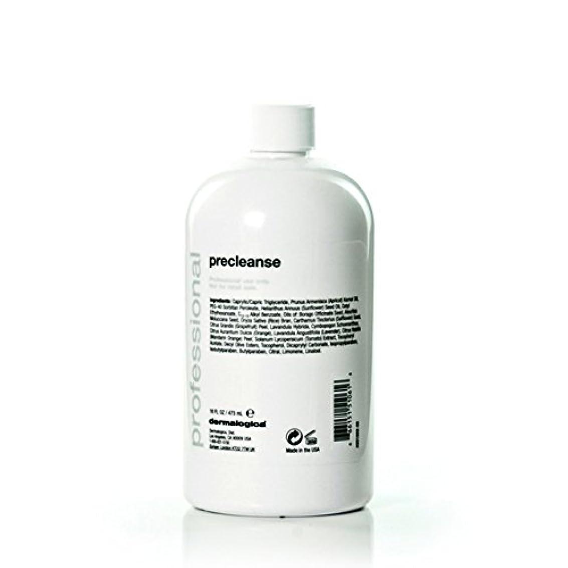前方へ甘やかす構成するダーマロジカ PreCleanse PRO (Salon Size) 473ml/16oz並行輸入品