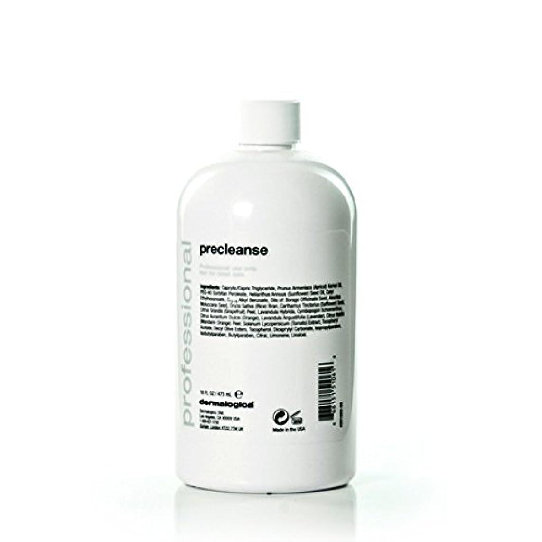 印象的残り物階層ダーマロジカ PreCleanse PRO (Salon Size) 473ml/16oz並行輸入品