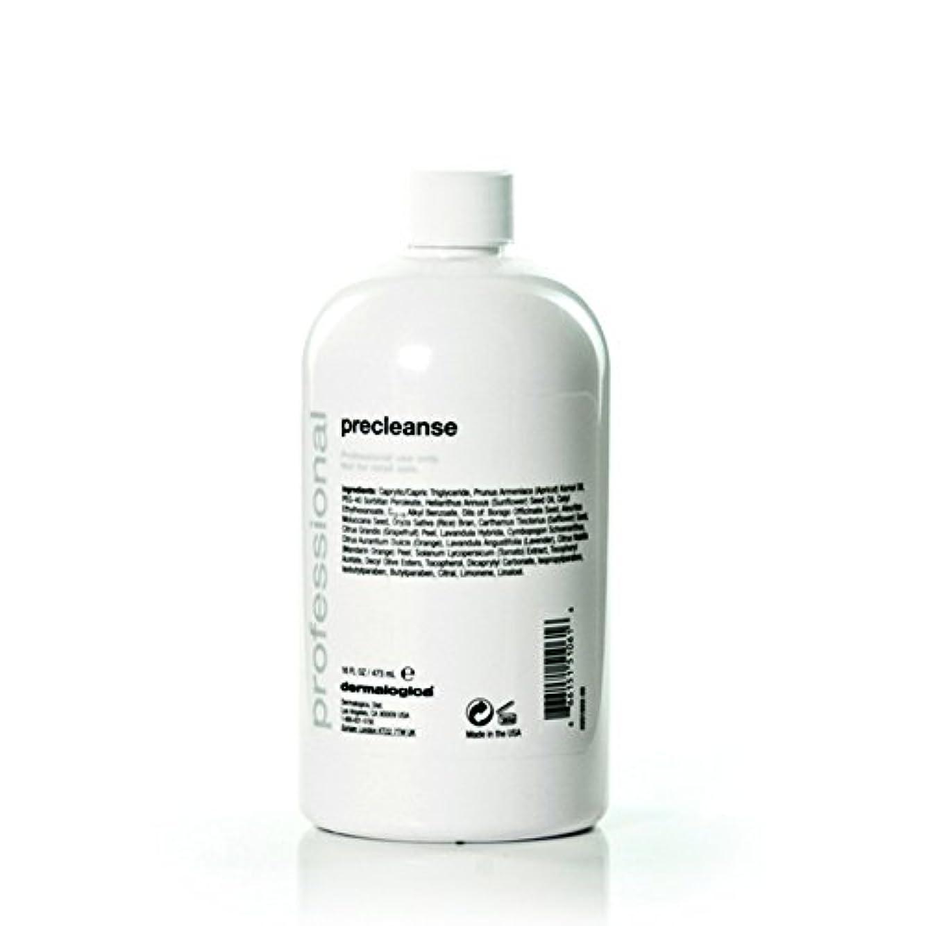 空気硬化する定期的ダーマロジカ PreCleanse PRO (Salon Size) 473ml/16oz並行輸入品