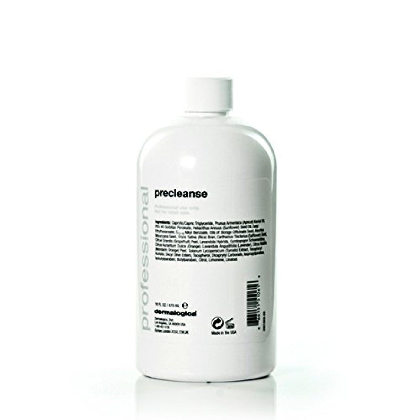 ブレーステクスチャー区別するダーマロジカ プレクレンズ (サロンサイズ) 473ml/16oz並行輸入品