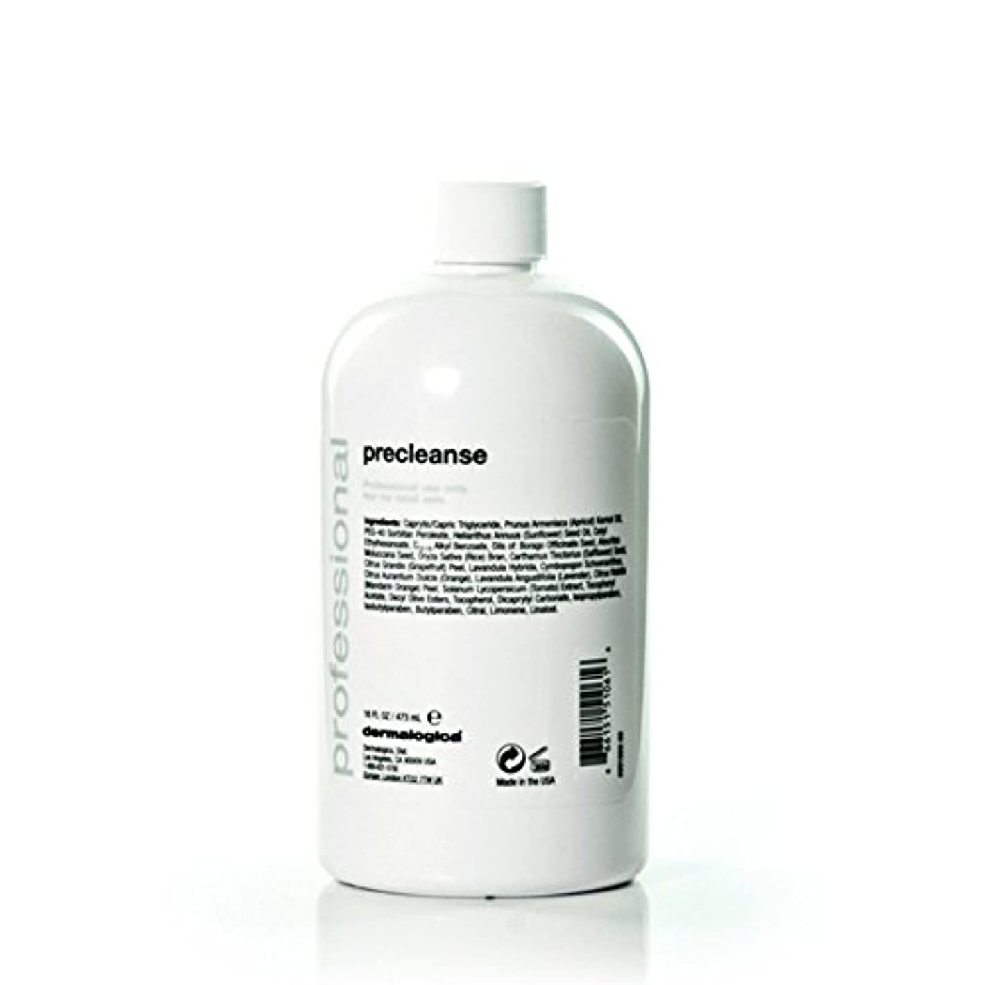 ピア習熟度毛細血管ダーマロジカ PreCleanse PRO (Salon Size) 473ml/16oz並行輸入品