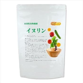 13802982c5b71 イヌリン 500g 水溶性食物繊維 新製法高品質 いぬりん キクイモやチコリに多く含まれています  01  NICHIGA(ニチガ)