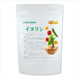 イヌリン 500g 水溶性食物繊維 新製法高品質【付属スプーン付】 いぬりん [01] NICHIGA(ニチガ)