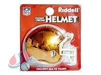 Riddell クリーブランド・ブラウンズ クロームポケット プロ NFLヘルメット