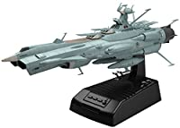 宇宙戦艦ヤマト2202 地球連邦 アンドロメダ級一番艦 アンドロメダ ムービーエフェクトVer. 1/1000スケール 色分け済みプラモデル