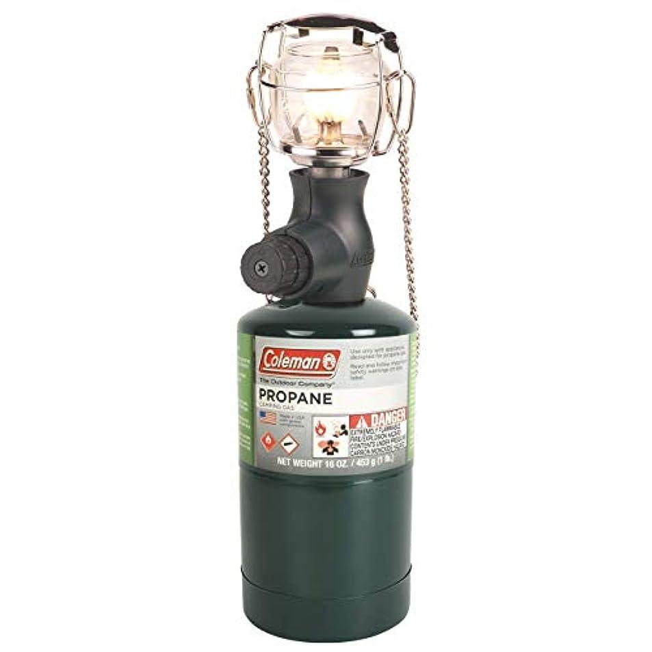 銀ソース確認Coleman Compact Propane 1 Mantle Lantern [並行輸入品]