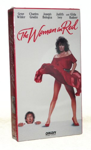 The Woman in Red [VHS] [Import]
