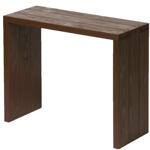RoomClip商品情報 - Welcome wood ウッドステージ66H-CB ワイドタイプ  色はCBカフェブラウン  【完成品】 組み立てる必要なし。  個別に移動できるのでとっても便利。