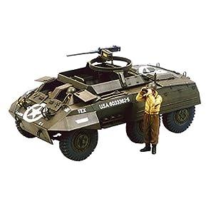 タミヤ 1/35 ミリタリーミニチュアシリーズ No.234 アメリカ陸軍 M20高速装甲車 プラモデル 35234