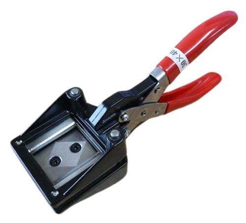 フォトカッター 30mm×40mm (直角仕様)調整工具付 ポセイドントレーディング3040