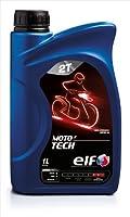 elf(エルフ) バイク用 2st エンジンオイル/MOTO2 TECH[テック] 1ℓ [HTRC3]