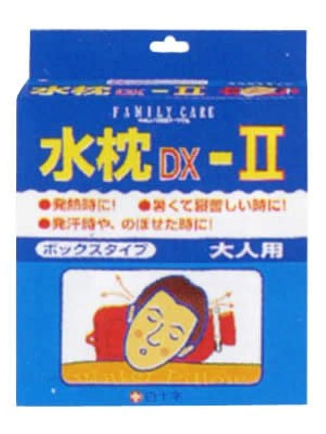 死にかけているもっともらしいスチールFC水枕-II 大人用 ボックスタイプ 締め金具付 コンパクトパッケージ ×6個セット